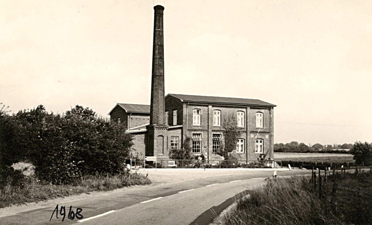 Die Alte Meierei im Jahr 1968.