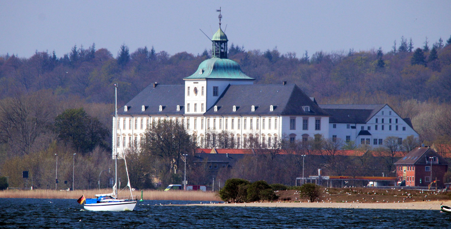 Schloss Gottorf. Foto: Frauke Feind, Pixabay.